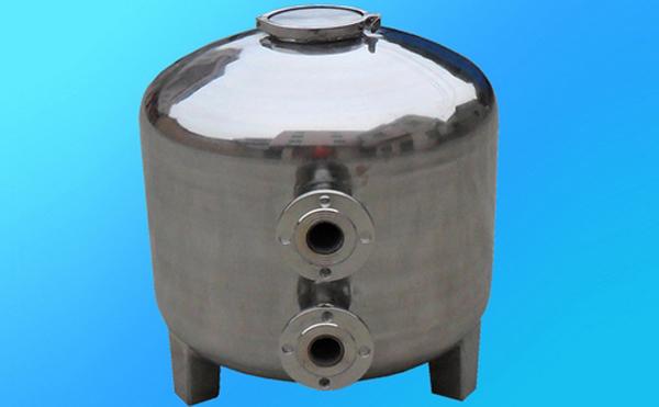 不锈钢臭氧混合罐