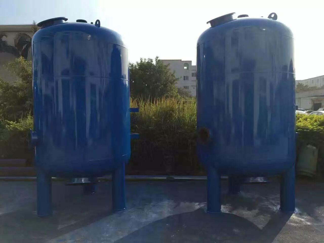 活性炭石英砂过滤器