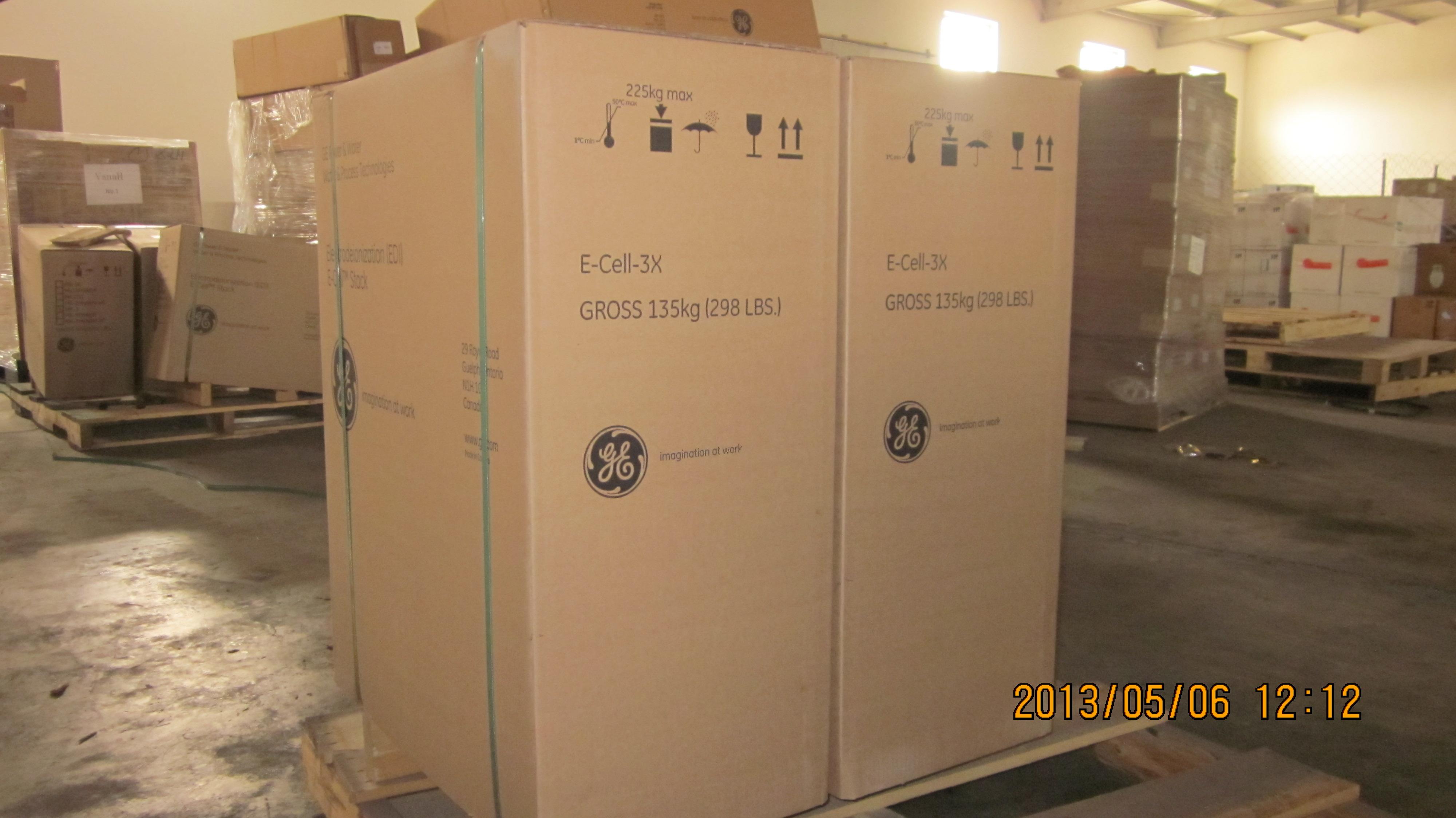供应GE E-CELL EDI模块