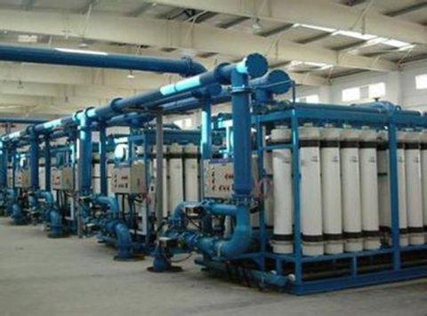 印染造纸电镀废水处理回